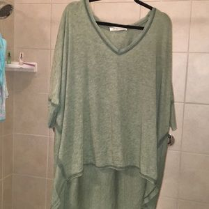 Free people shirt small